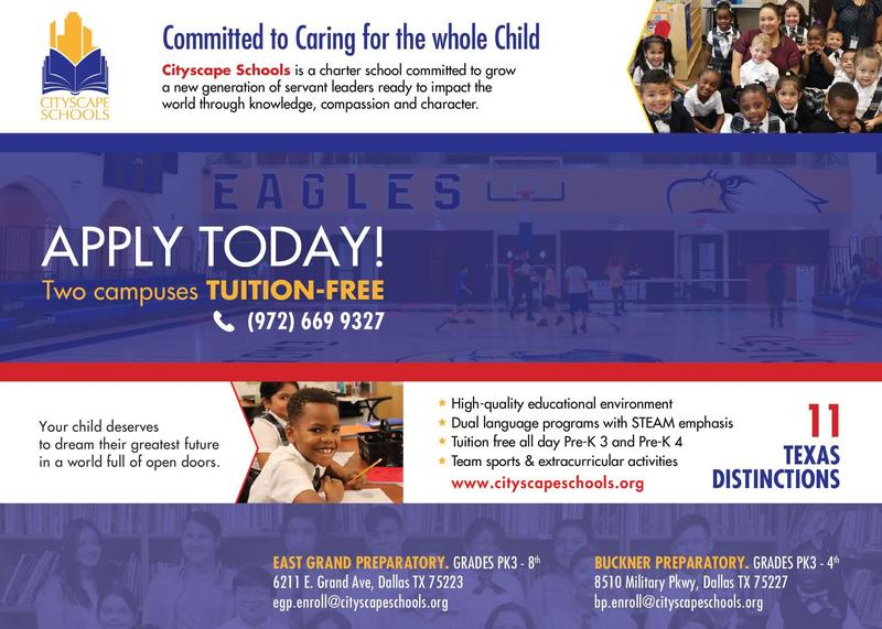 Cityscape Schools application