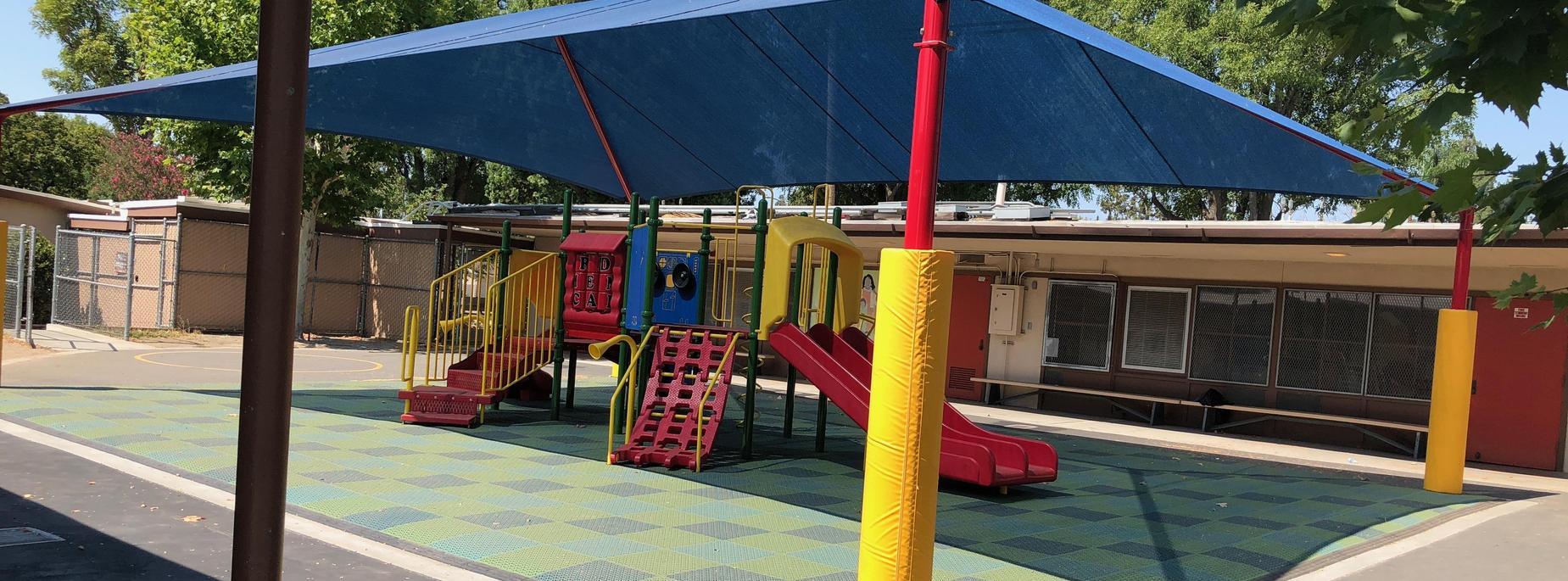 Andasol Kindergarten Yard