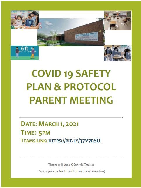 covid Meeting