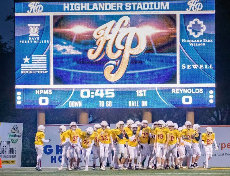 8th-grade Raiders sweep Prosper Reynolds Featured Photo