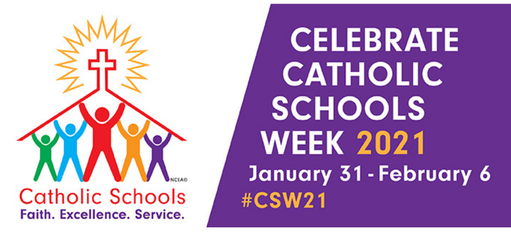 Catholic Schools Week with date