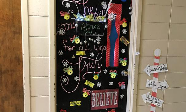 2nd place door