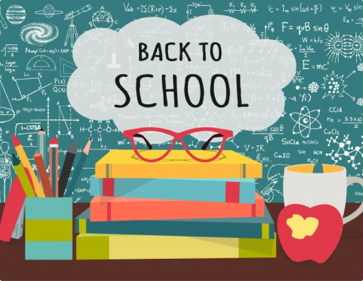 Back to School Information Thumbnail Image