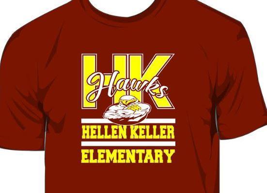 School Spirit T-Shirts On sale! Featured Photo