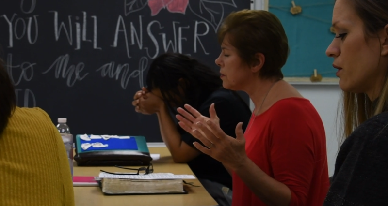 Video Feature: Moms in Prayer Thumbnail Image