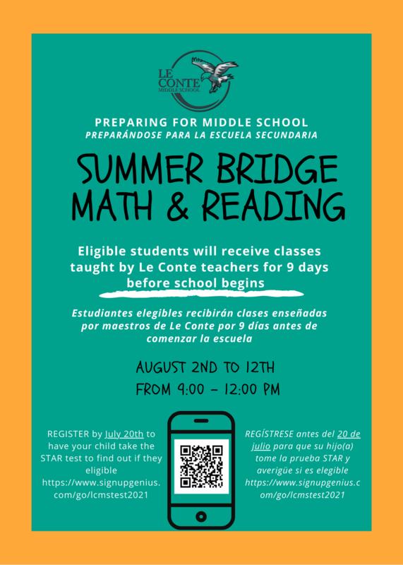 Summer Bridge Program Featured Photo