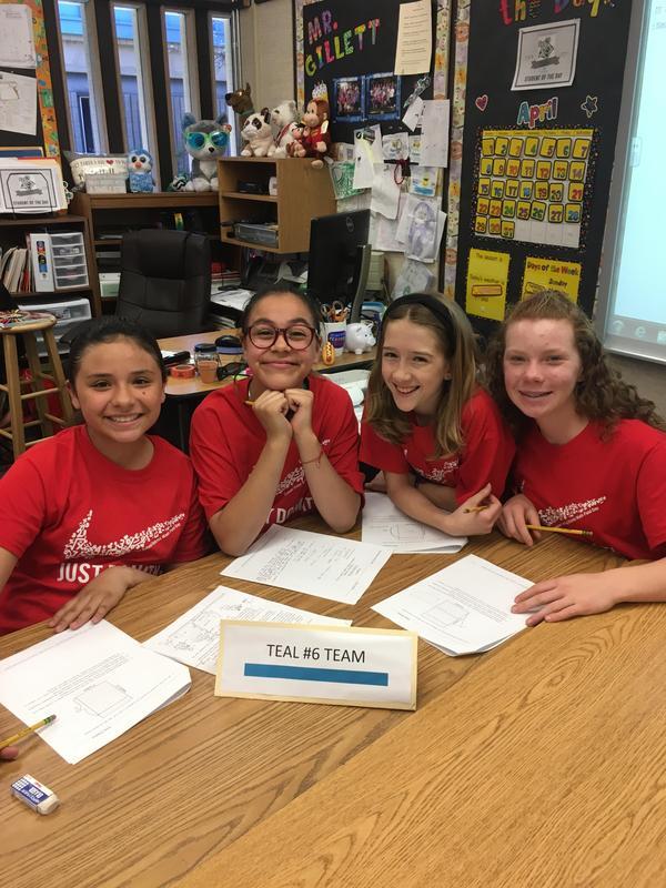 Math Field Day team photo 2019