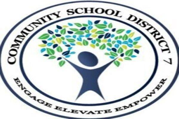 District 7 logo')