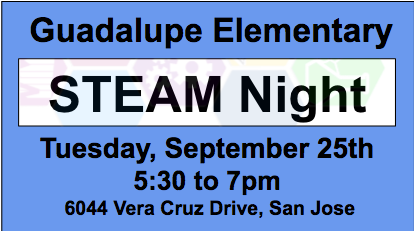 Guadalupe STEAM Night 2018 Featured Photo