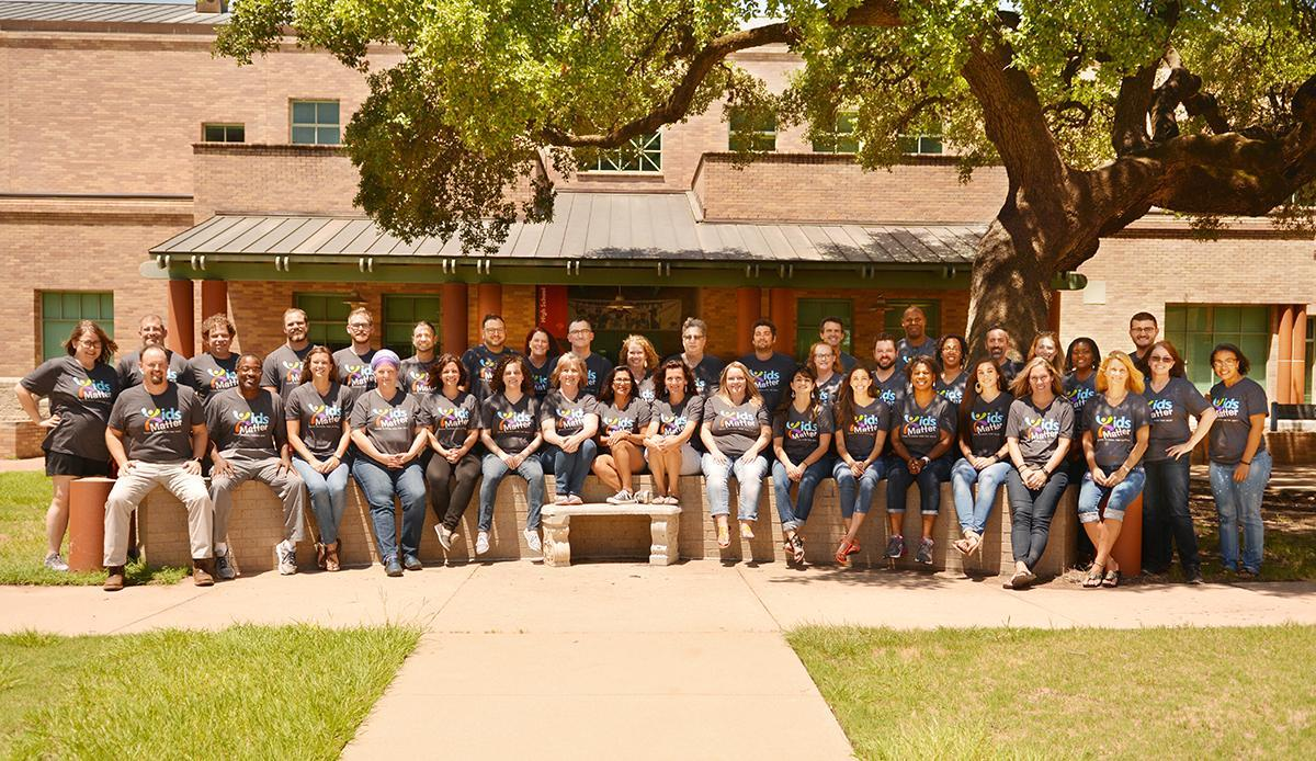 High School Staff Picture