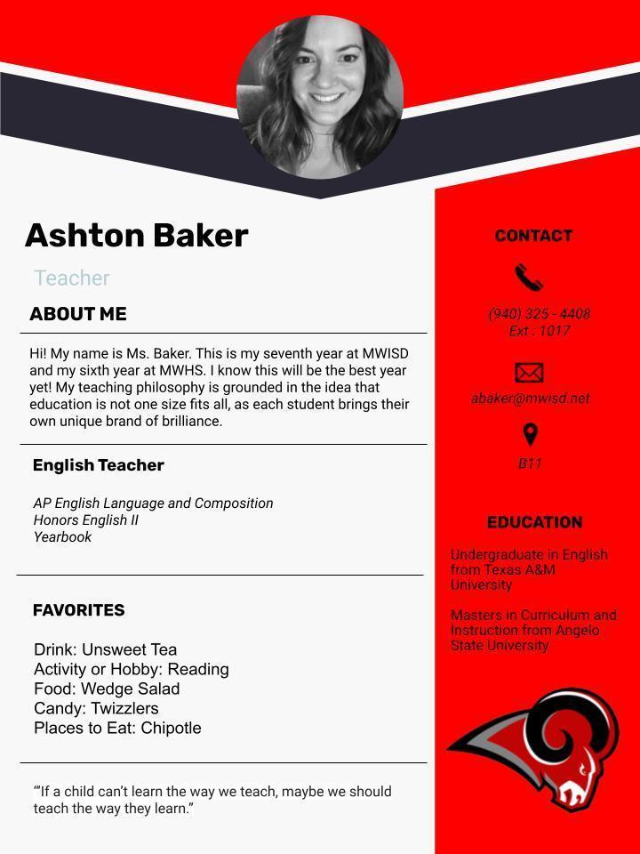 Ashton Baker