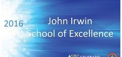 John Irwin Award for Academic Excellence