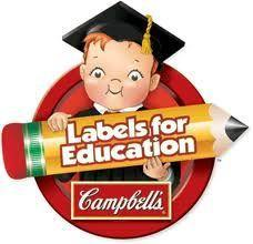 Campbells Labels for Education