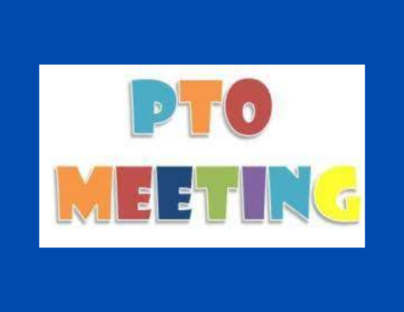 Join Us for Our First PTO Meeting! Thumbnail Image