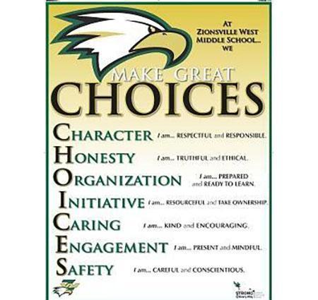 Choices at ZWMS