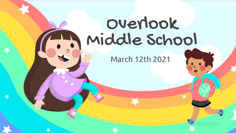 OMS Weekly Newsletter March 12, 2021