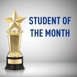 January Students of the Month! Featured Photo