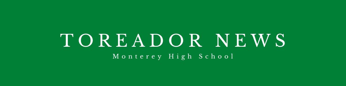 Toreador News Banner