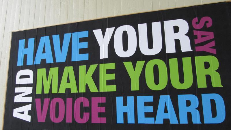 Be Informed, Be Involved, and Be Heard Featured Photo