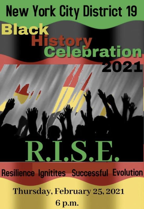 District 19 Black History Celebration 2021 Featured Photo