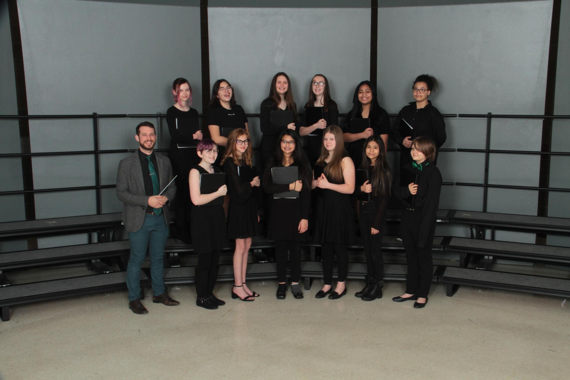 Advanced Treble Choir I - Y Day