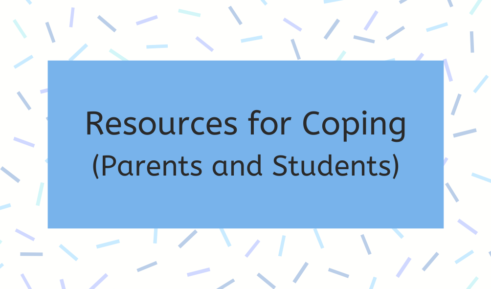 Resources Parents and Students