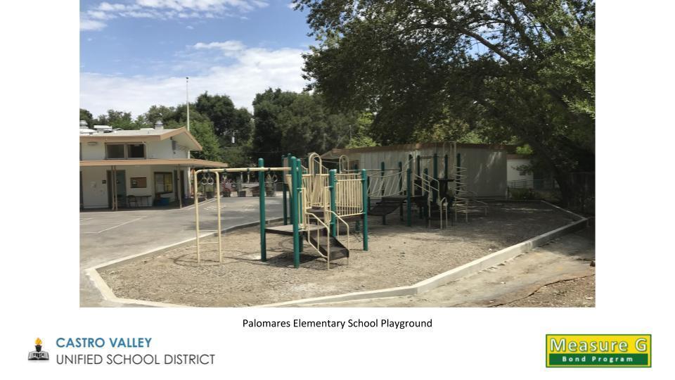 Palomares Elementary School Playground