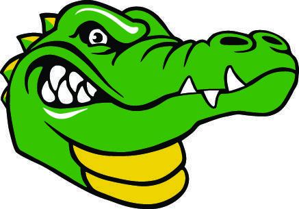 gator head mascot