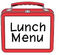 December Lunch Menu Thumbnail Image