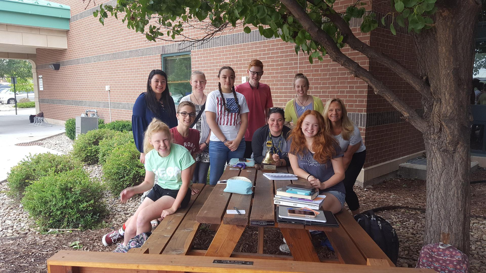 Interact Group Photo