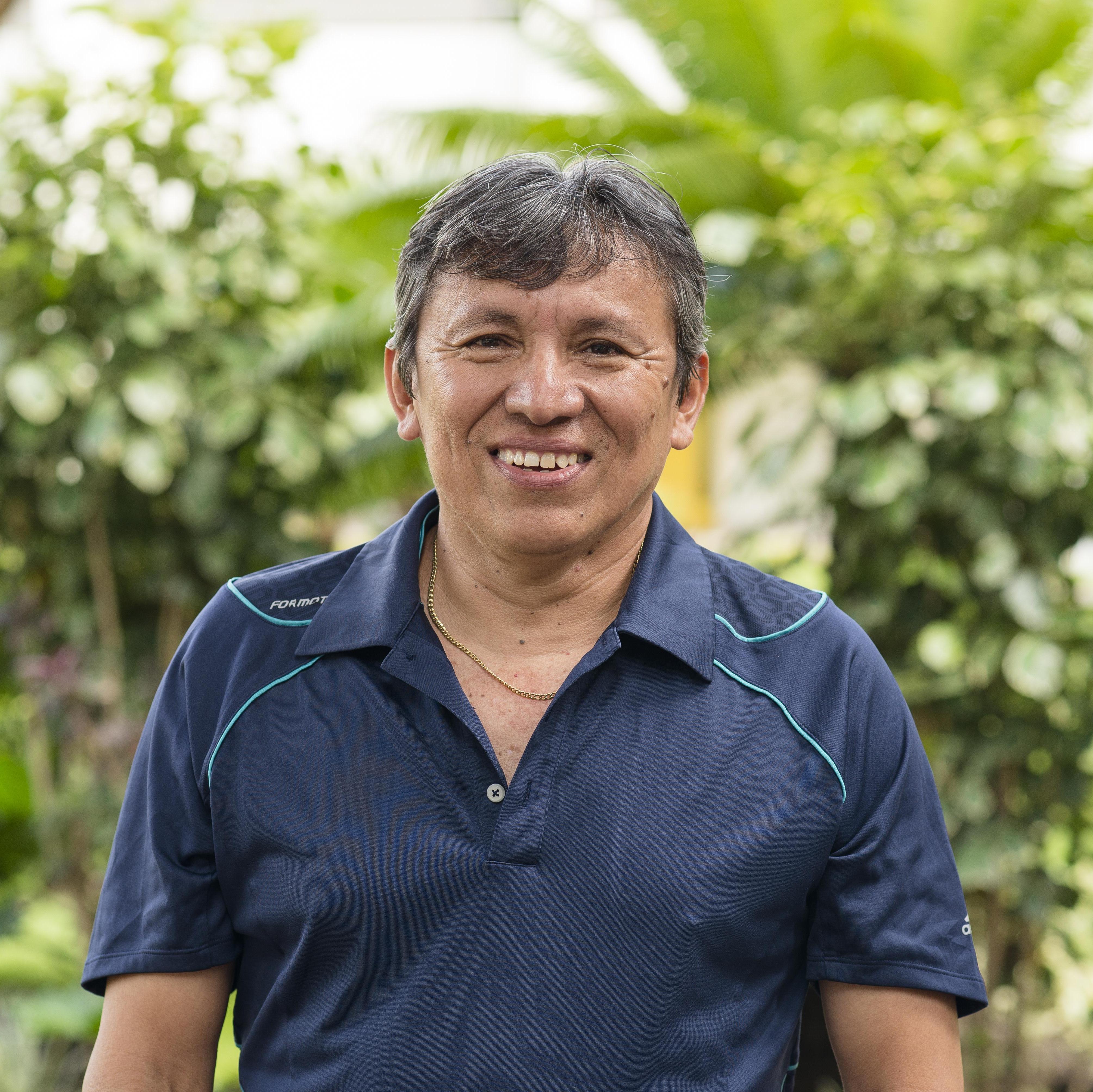Alfredo Algarañaz's Profile Photo