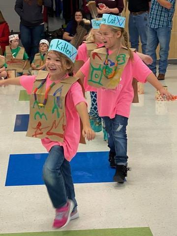 Kinder News: Pow Wow a Success! Thumbnail Image