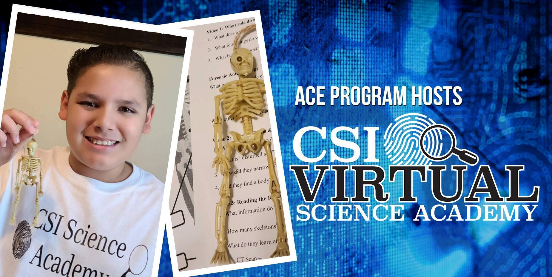 ACE program hosts CSI Science Academy