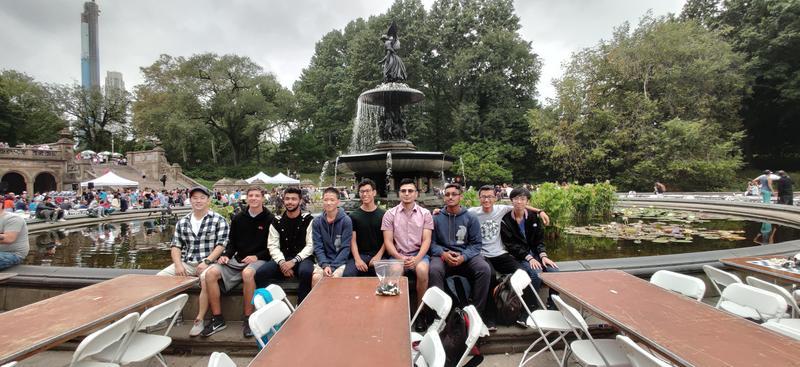 Maspeth High School ArgoKnights at Central Park Tournament Featured Photo