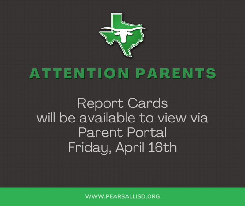 Report Cards will be available April 16th Thumbnail Image