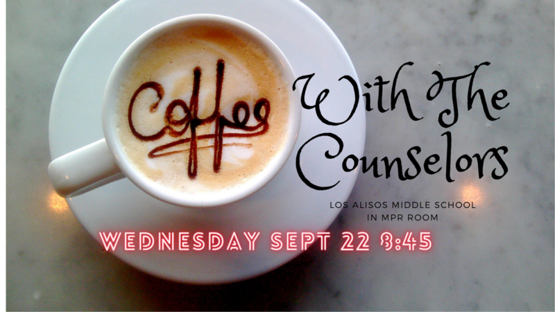 Coffee with the Counselors! Featured Photo