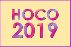 Image of HOCO 2019