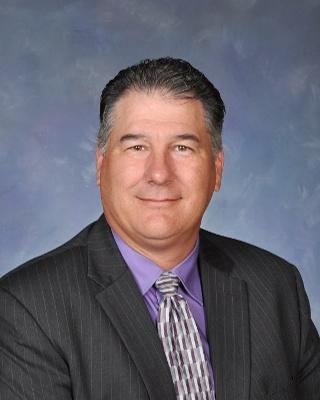 Dr. Steve Meyers, Superintendent