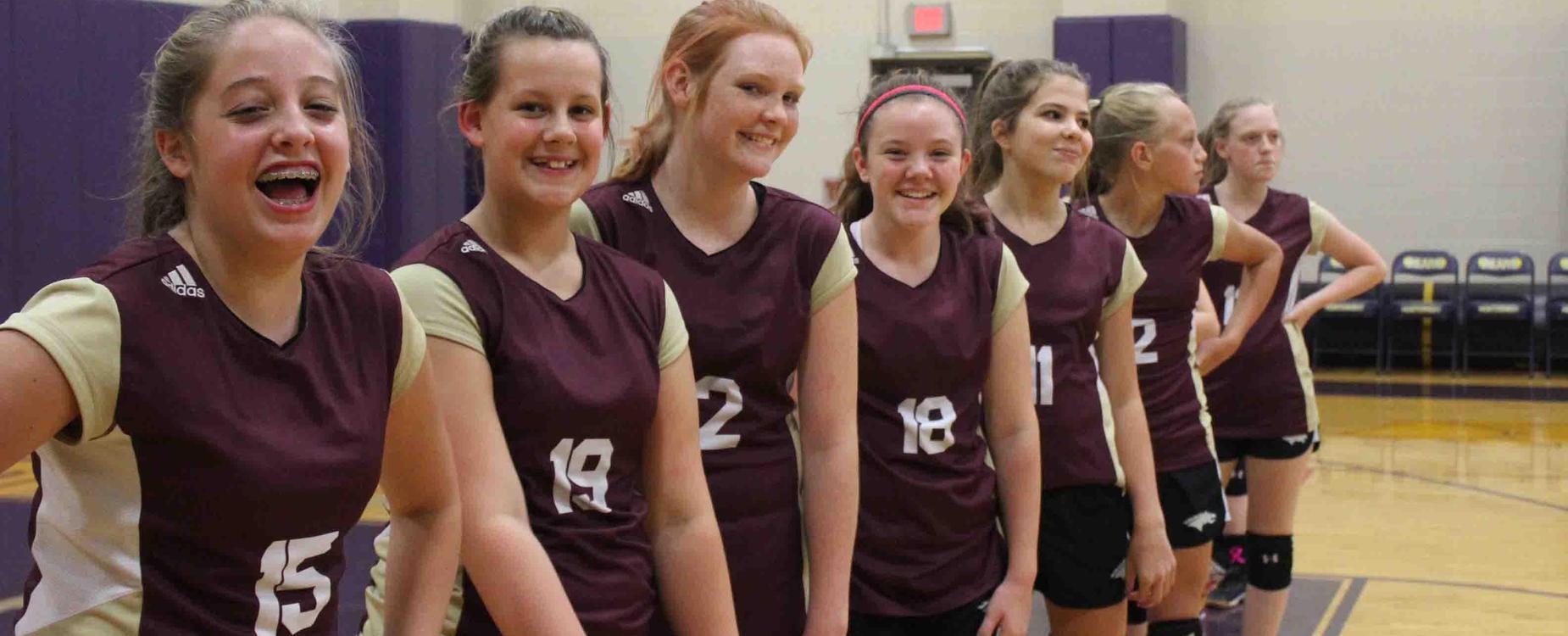 MJH Volleyball