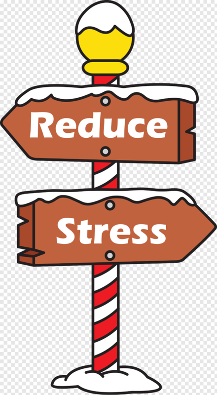 Reduce Stress Graphic