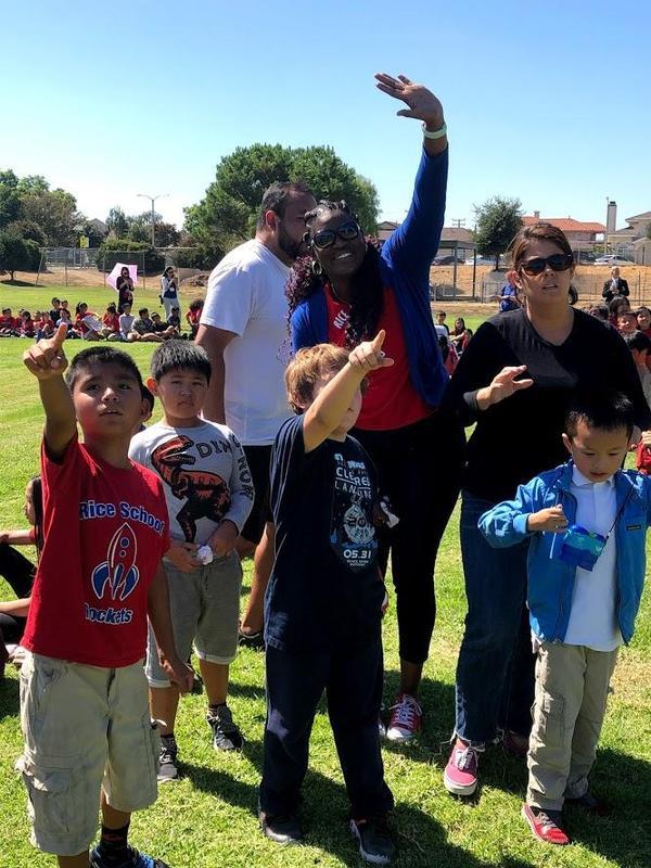 Garvey School District hosts Space Station Program Introduction Event!