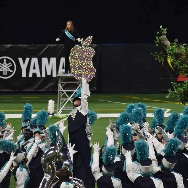 Siegel High band marches to first national ranking at Grand Nationals Thumbnail Image