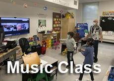 Music Class with Mr. Naum