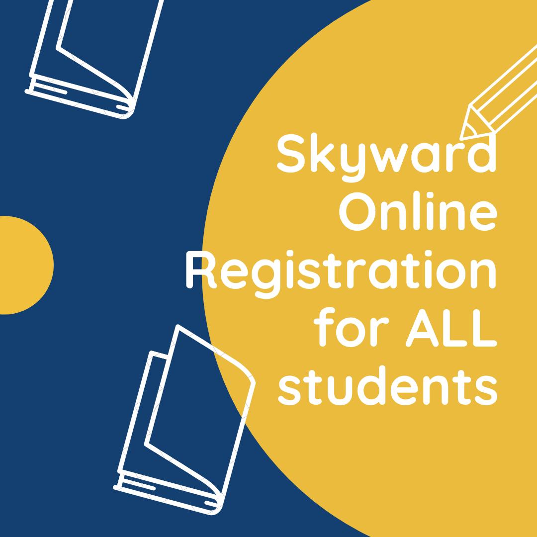 Skyward Registration
