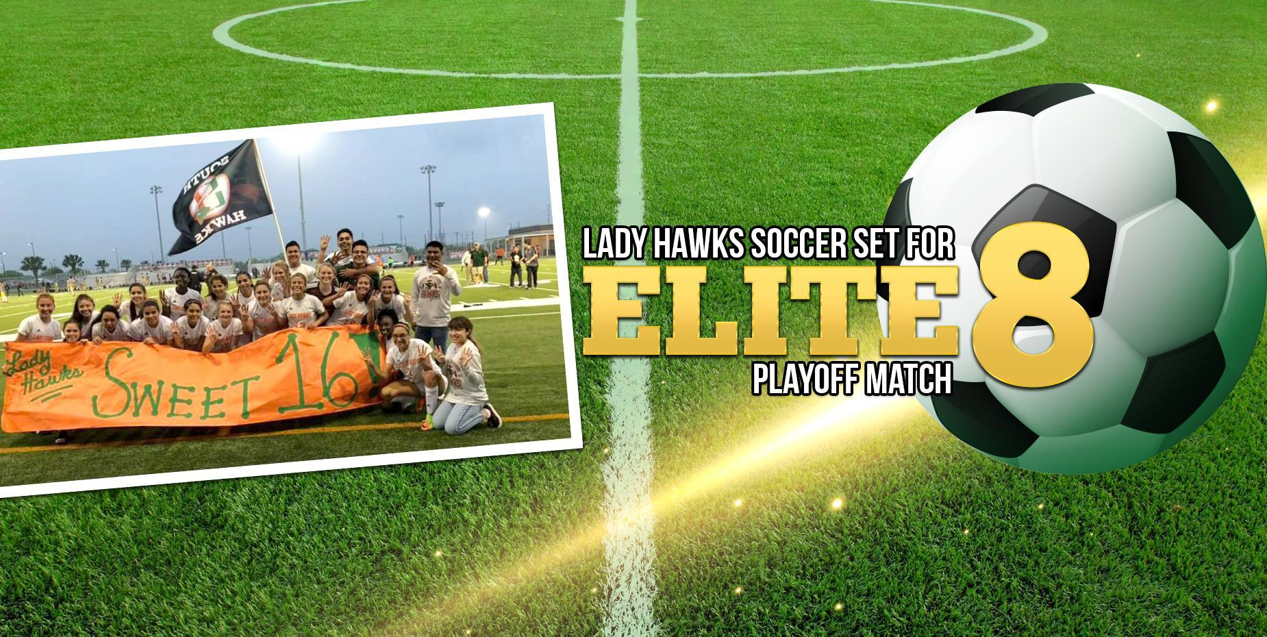 Lady Hawks Elite 8