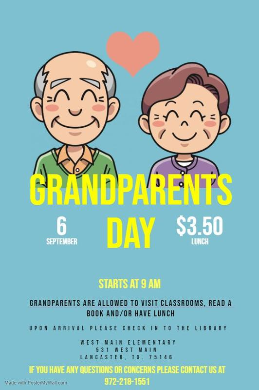 Grandparents Day Thumbnail Image