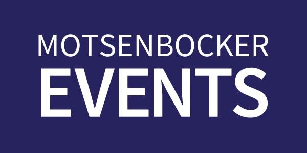 Motsenbocker Campus Events