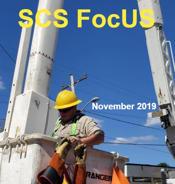 November Issue of SCS FocUS Featured Photo
