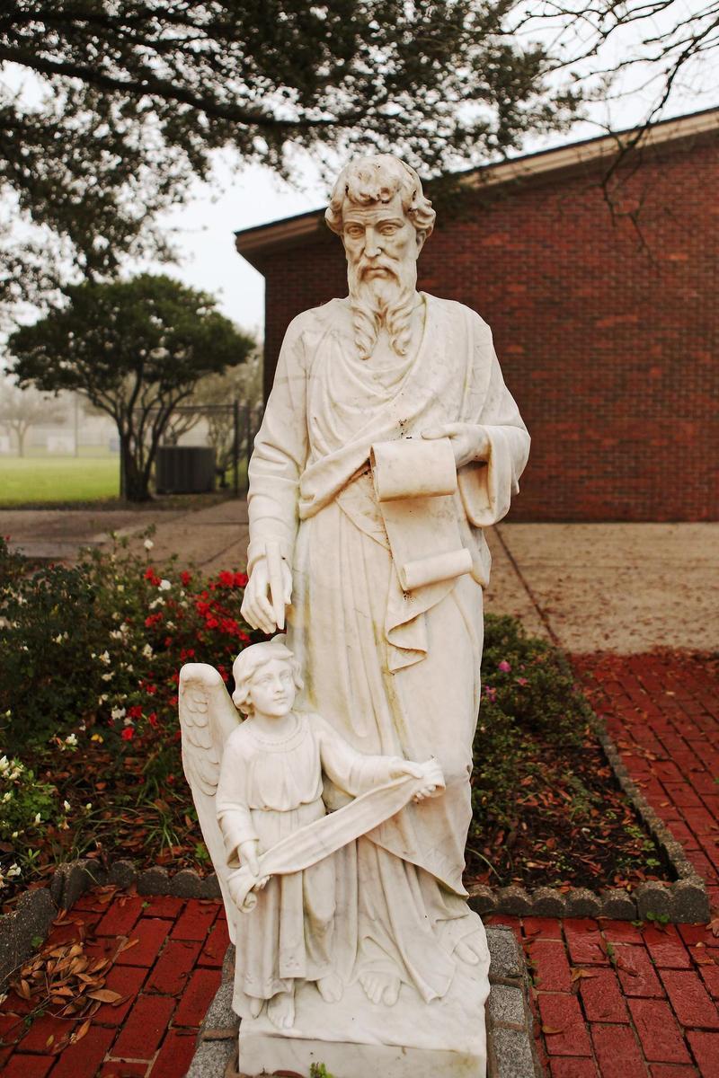 St. Matthew Statue