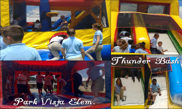 PVE Thunder Bash!